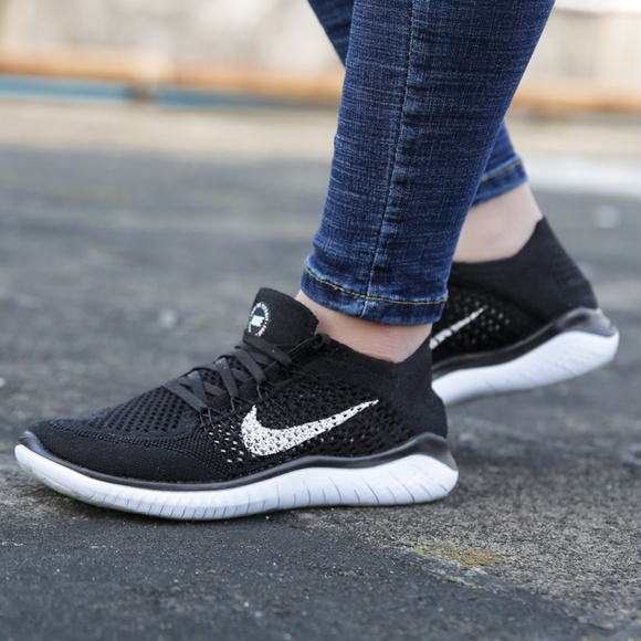 newest collection 0f9c1 57e59 NIKE Free RN Flyknit 2018 Running Shoe. M5bb81b76c2e9fe4cbdccf129